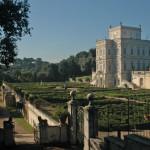 Villa, e Casino Panfili, detta del bel Respiro