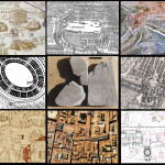 Over the centuries, the city has been represented on paper and on parchment, in marble and in fresco.