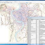 We are now able to key into sophisticated GIS software and to geo-reference a vast amount of information.