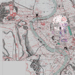 The aim of this slideshow is to illustrate some of the tools of the Mapping Medieval Rome project. Let's focus on two areas of the city, which serve as our case studies.